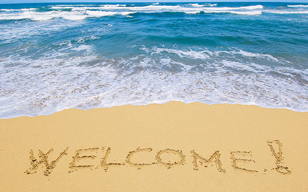 Welcome-on-Beach